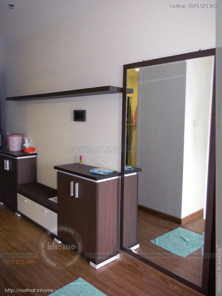 Thi công nội thất Nhà T5 Chung cư Times City