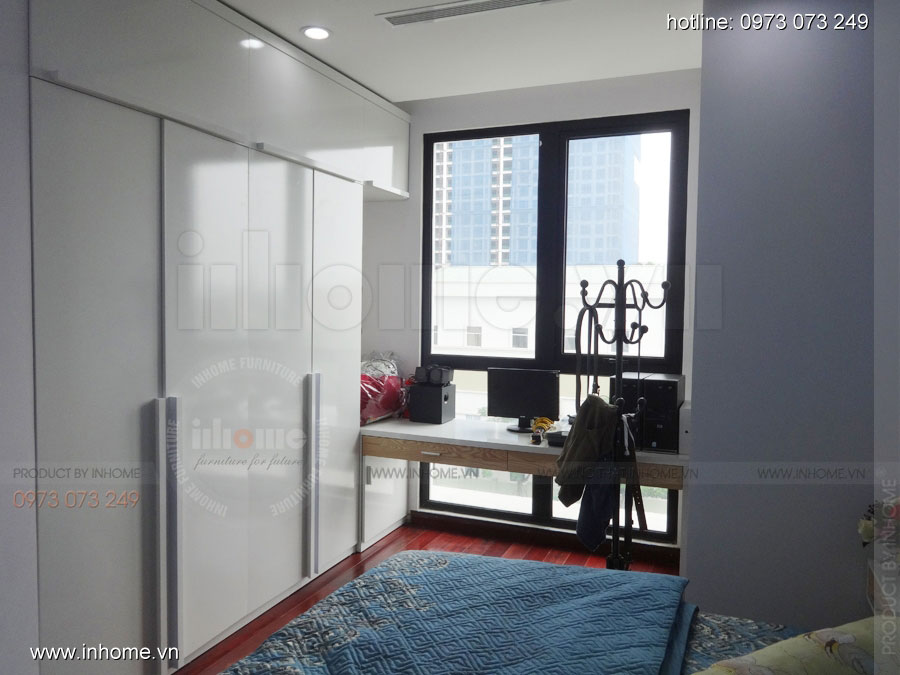 Thi công nội thất chung cư đẹp hiện đại chuyên nghiệp trọn gói 06