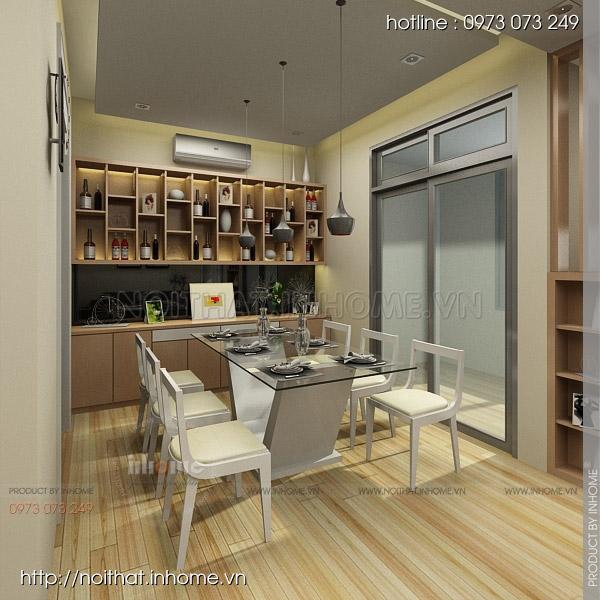 Thiết kế nội thất chung cư Huyndai Hillstate 02