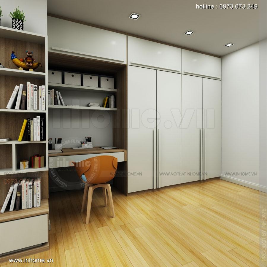 Thiết kế nội thất phòng ngủ đẹp 03
