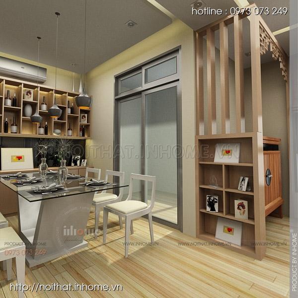 Thiết kế nội thất chung cư Huyndai Hillstate 04