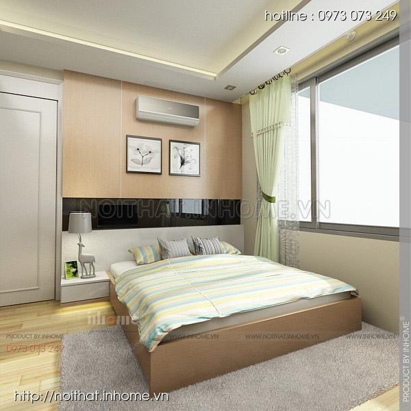Thiết kế nội thất chung cư Huyndai Hillstate 05