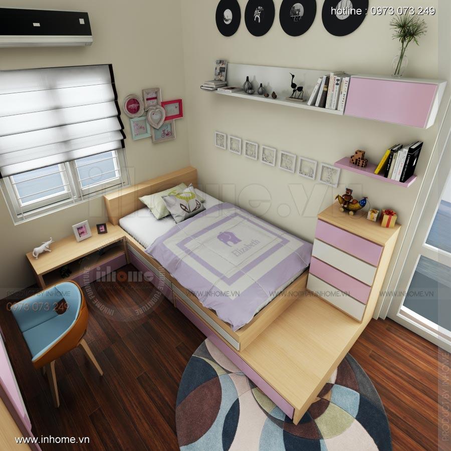 Nội thất đẹp phòng trẻ em