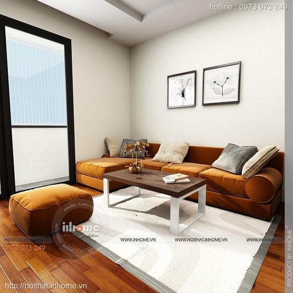 Thiết kế nội thất chung cư Times City 02