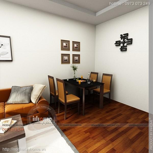 Thiết kế nội thất chung cư Times City 04