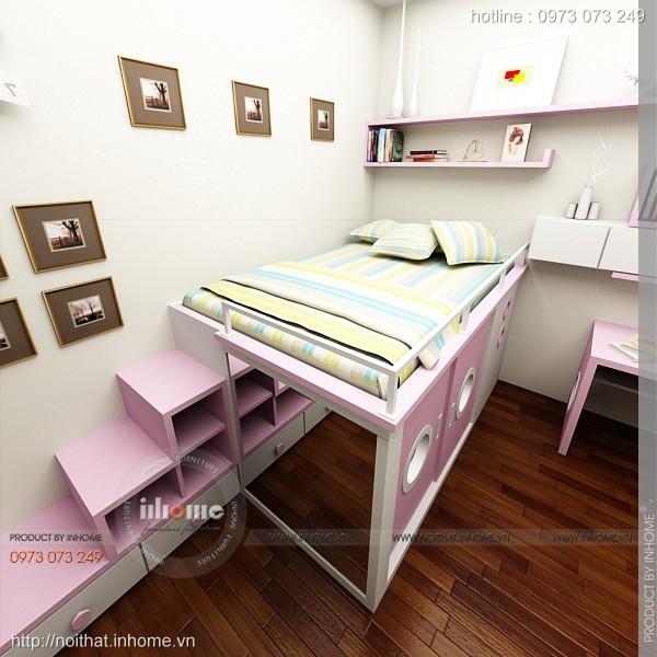 Thiết kế nội thất chung cư Times City 11