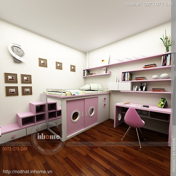 Thiết kế nội thất chung cư Times City 12