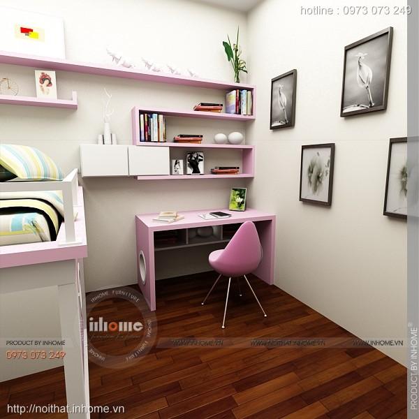 Thiết kế nội thất chung cư Times City 13