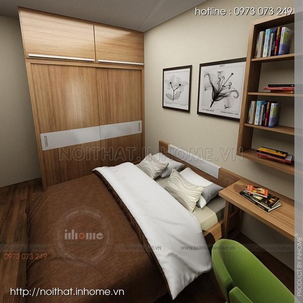 Thiết kế nội thất nhà anh Sơn, Trương Định