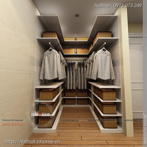 Thiết kế nội thất chung cư Nguyễn Huy Tưởng 05
