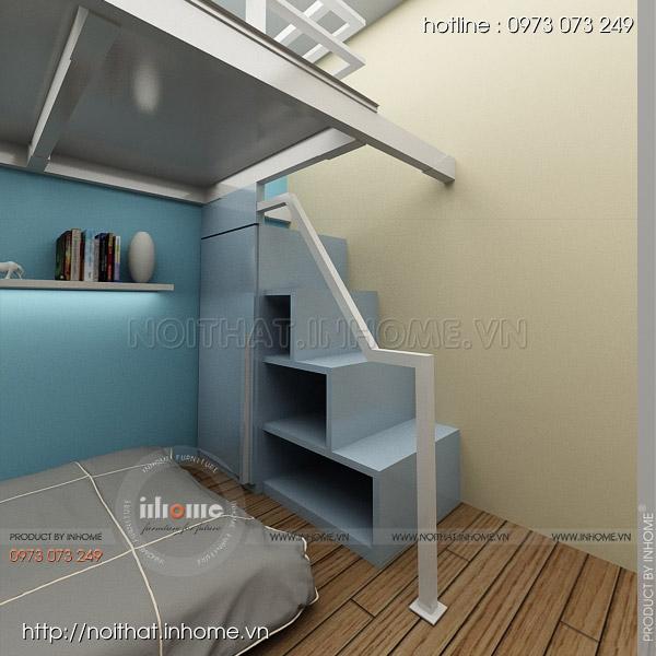 Thiết kế nội thất chung cư Nguyễn Huy Tưởng 10