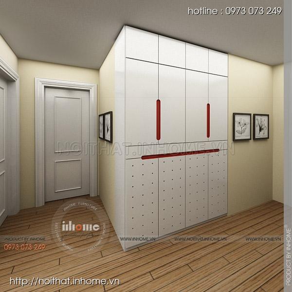 Thiết kế nội thất chung cư Nguyễn Huy Tưởng 03