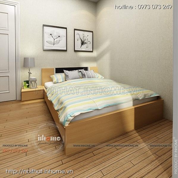 Thiết kế nội thất nhà chia lô Văn Quán 10