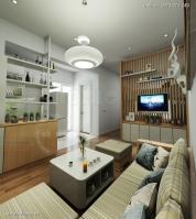 Thiết kế nội thất chung cư Đặng Xá - Gia Lâm
