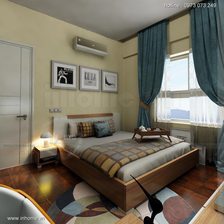 Thiết kế nội thất chung cư Lotus Lake View 10