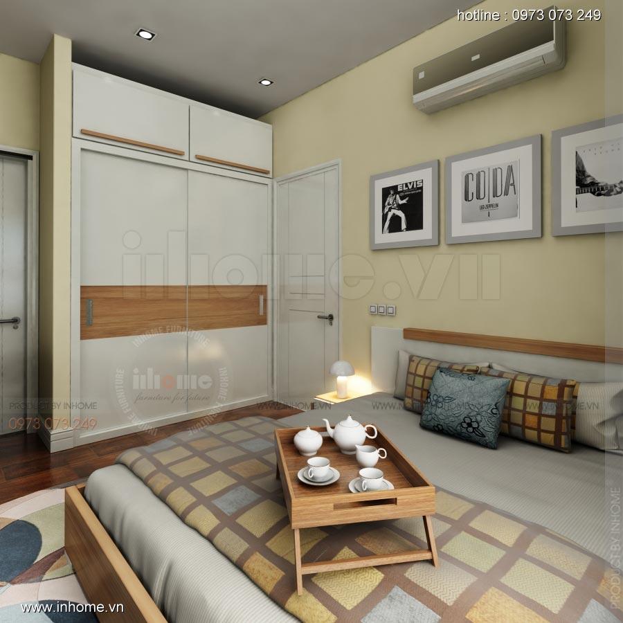 Thiết kế nội thất chung cư Lotus Lake View 12