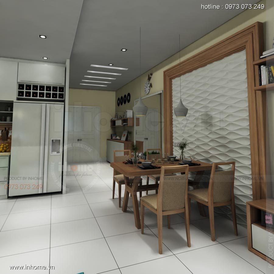 Thiết kế nội thất chung cư Lotus Lake View 04
