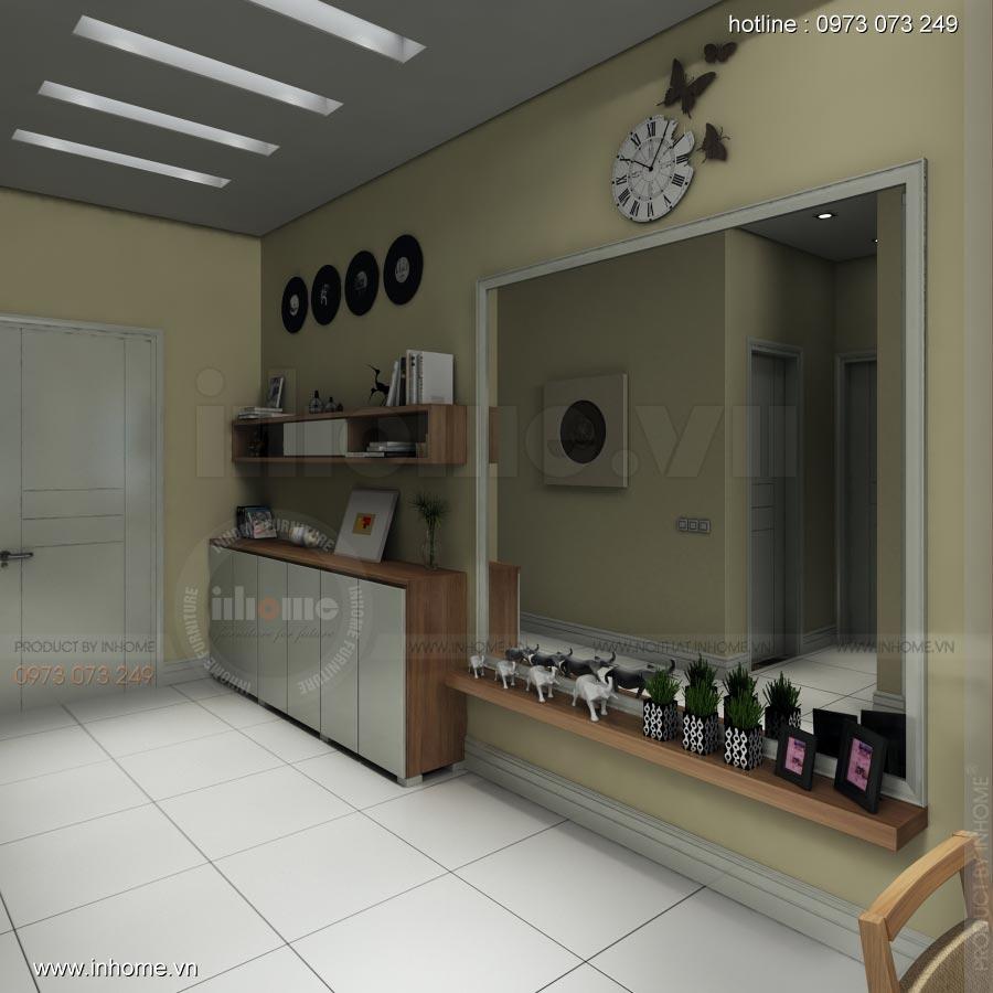 Thiết kế nội thất chung cư Lotus Lake View 03