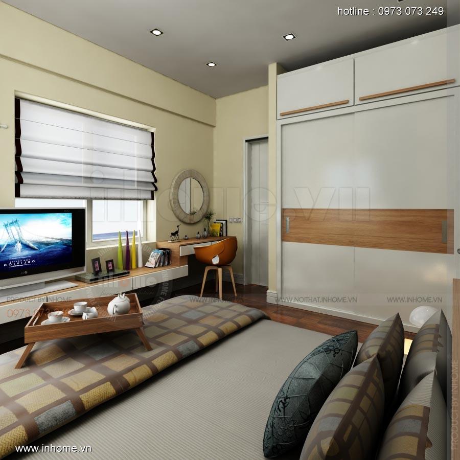 Thiết kế nội thất chung cư Lotus Lake View 09