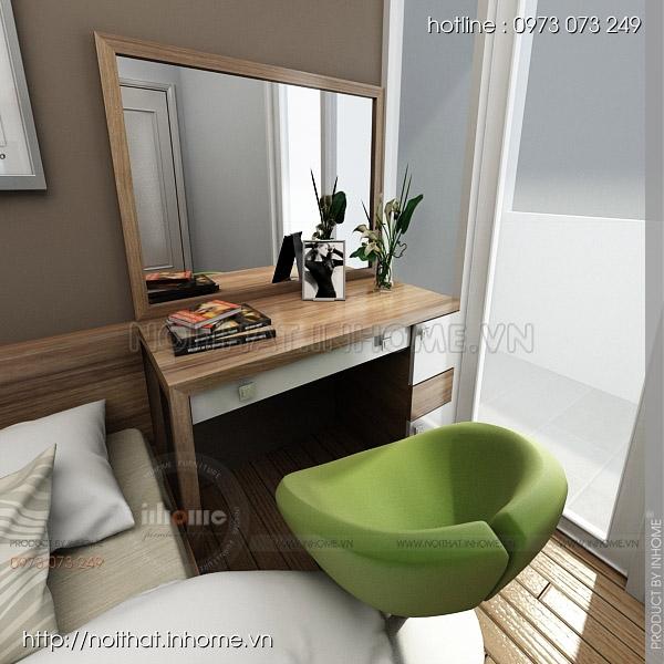 Thiết kế nội thất chung cư Trường Chinh 08
