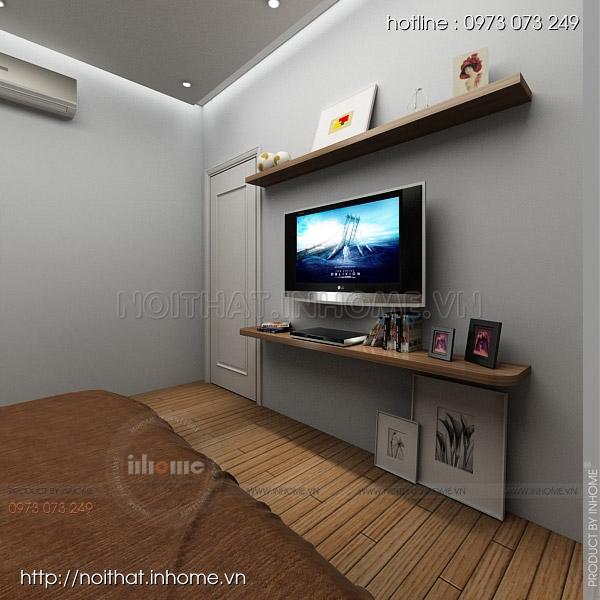 Thiết kế nội thất chung cư Trường Chinh 11