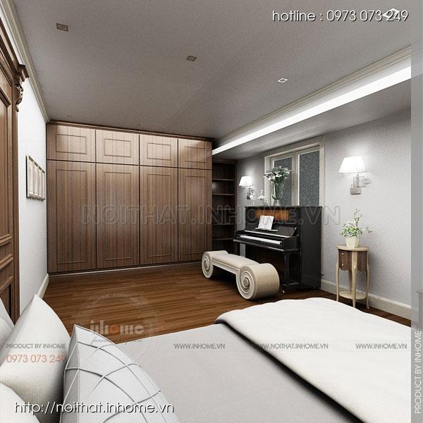 Thiết kế nội thất chung cư 88 Láng Hạ 01