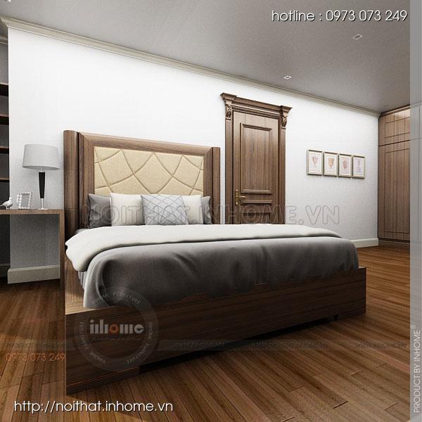 Thiết kế nội thất chung cư 88 Láng Hạ 03