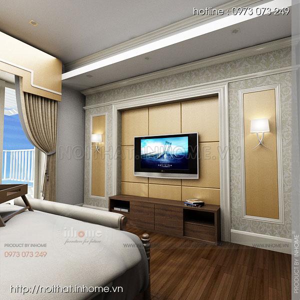 Thiết kế nội thất chung cư 88 Láng Hạ 04