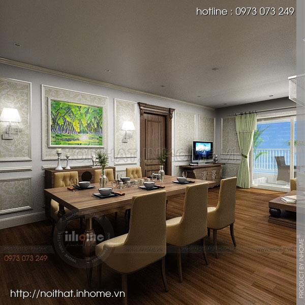 Thiết kế nội thất chung cư 88 Láng Hạ 07