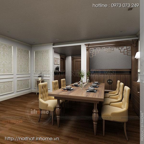 Thiết kế nội thất chung cư 88 Láng Hạ 09