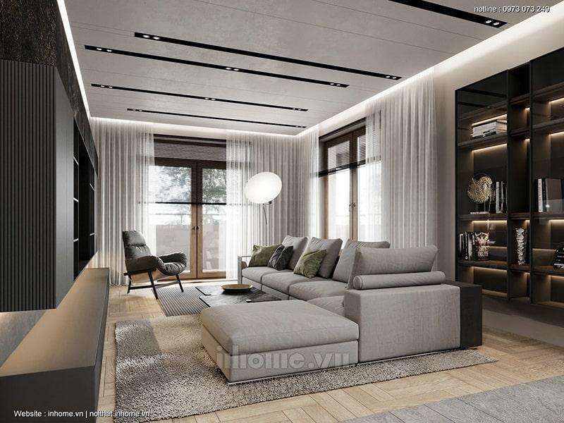 Hầu hết các gia chủ đều mong muốn nội thất căn hộ chung cư Royal City của mình được đẹp mắt, hiện đại và sang trọng