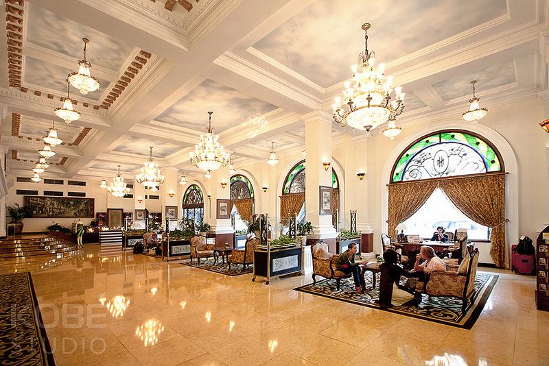 Thiết kế khách sạn 5 sao tiêu chuẩn quốc tế tại Inhome
