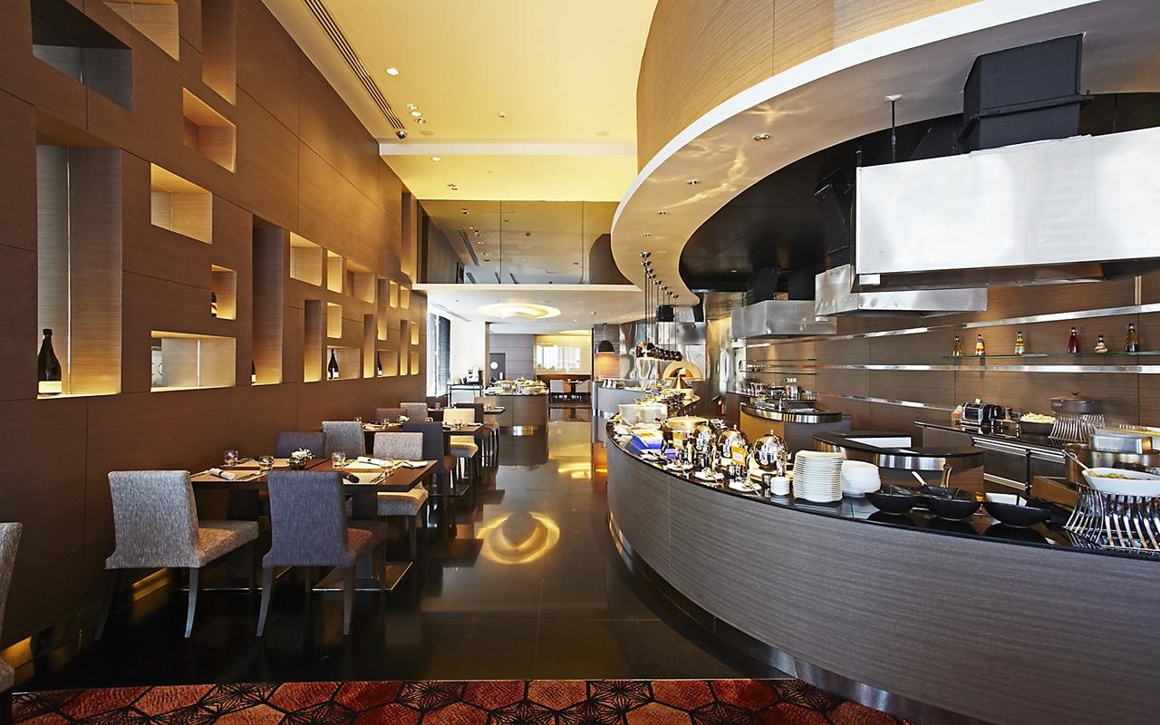 Thiết kế nhà hàng Buffet đẹp sang trọng, độc đáo