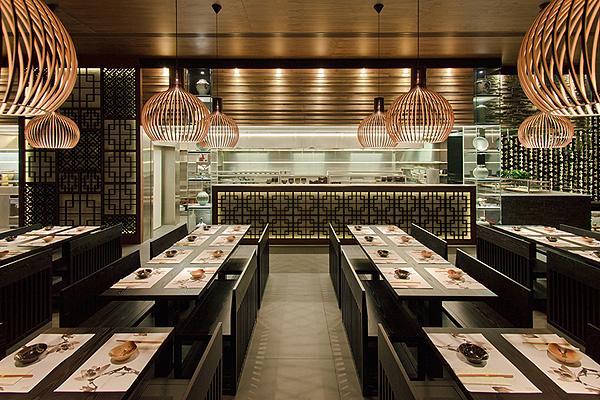 Thiết kế nhà hàng mang phong cách Hàn Quốc đẹp, độc, lạ