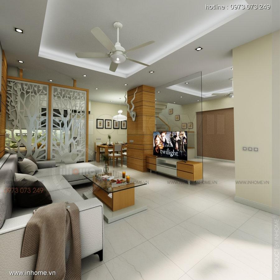 3 phong cách thiết kế nội thất chung cư hòa bình green city 02