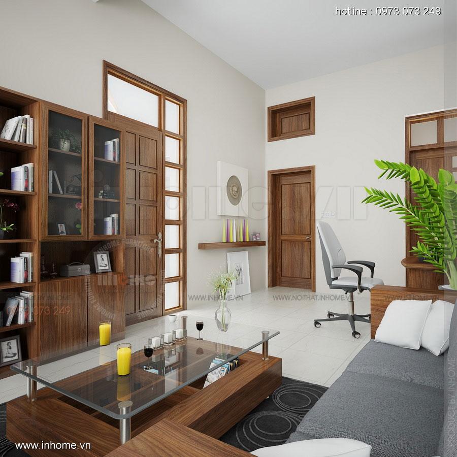 Thiết kế nội thất văn phòng công ty tại hà nội tiết kiệm chi phí 02