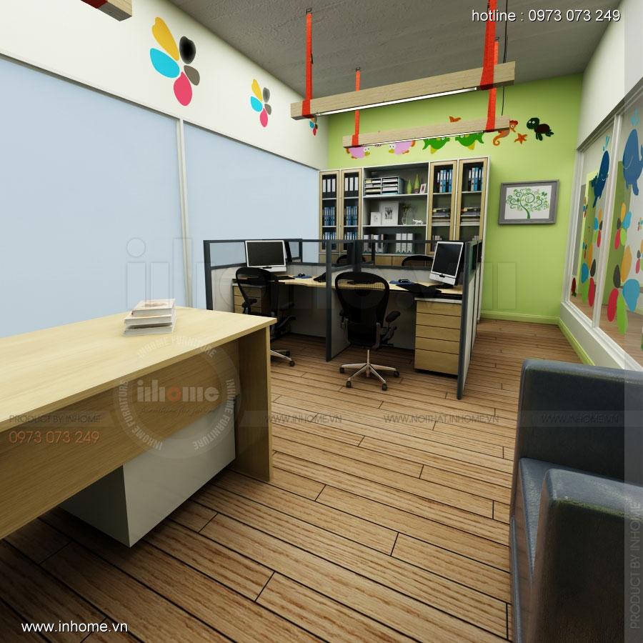 Thiết kế nội thất trường mầm non Đồng Mận Nhỏ 28