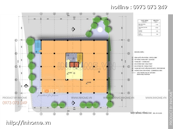 Thiết kế siêu thị Thống Nhất Plaza 10