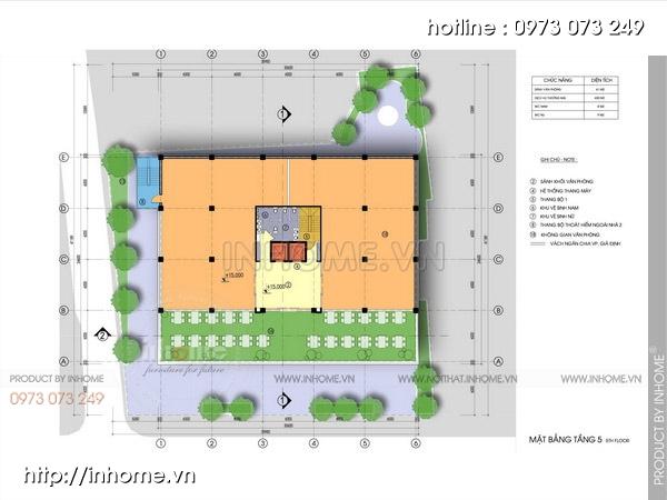 Thiết kế siêu thị Thống Nhất Plaza 11