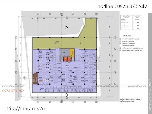 Thiết kế siêu thị Thống Nhất Plaza 07
