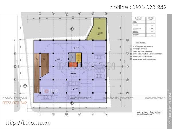 Thiết kế siêu thị Thống Nhất Plaza 06