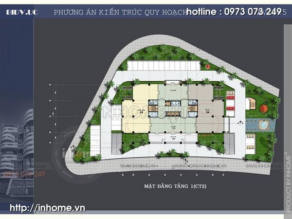 Dự án BIDV Nam An Khánh 16