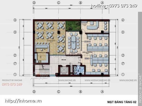 Thiết kế khách sạn hiện đại, sang trọng và độc đáo 03