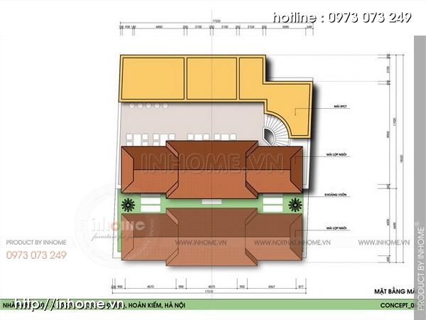Thiết kế khách sạn Cầu Đông 08