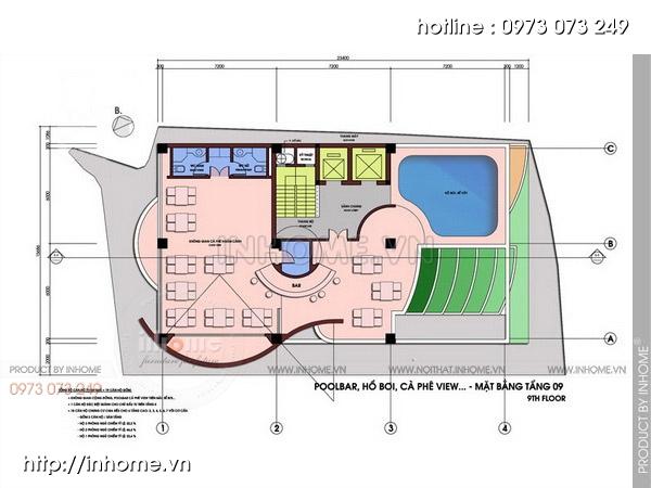 Thiết kế chung cư sinh thái 10