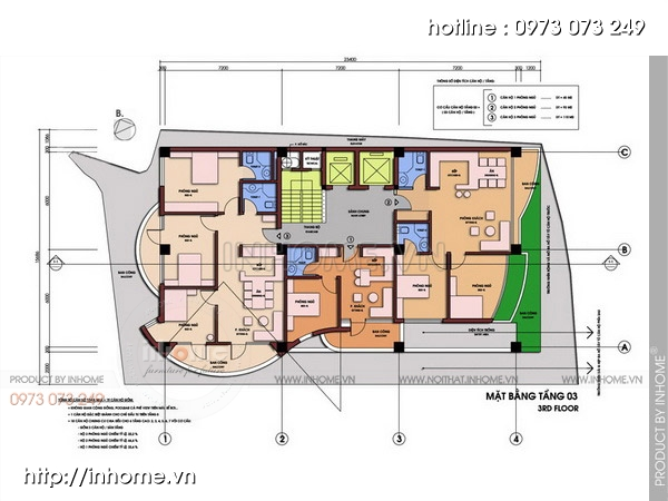 Thiết kế chung cư sinh thái 05