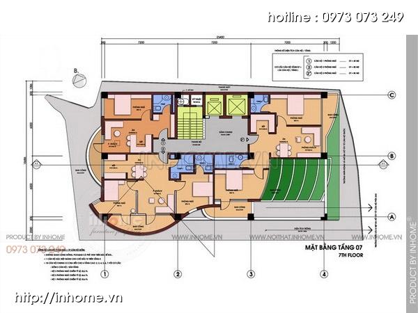 Thiết kế chung cư sinh thái 08