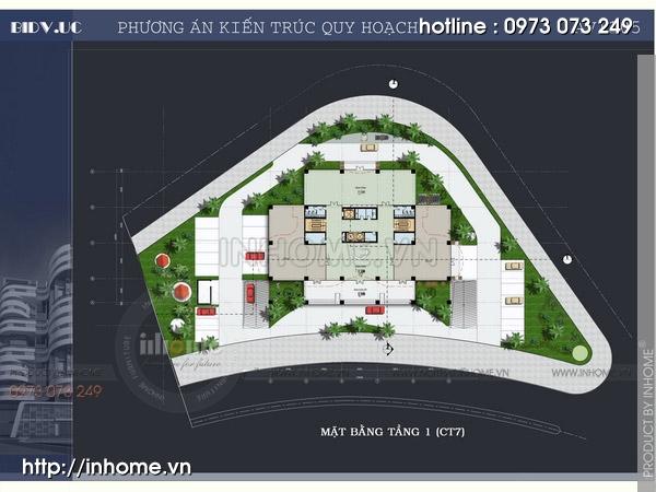 Dự án BIDV Nam An Khánh 21
