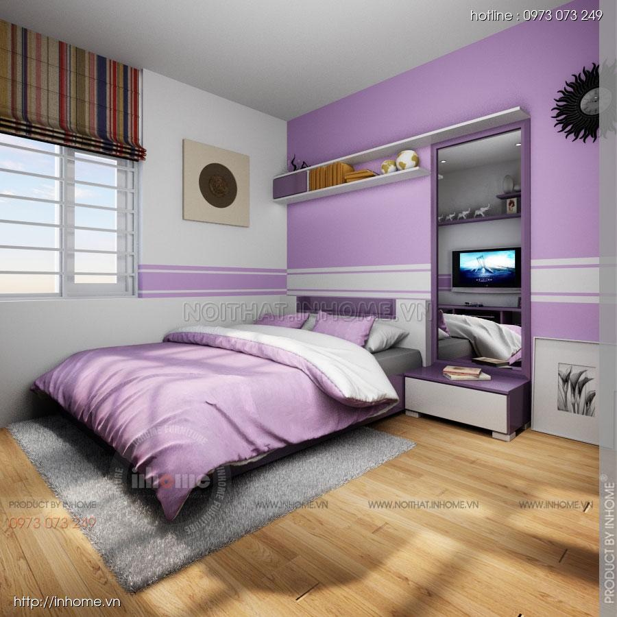 Thiết kế nội thất chung cư Residential 10