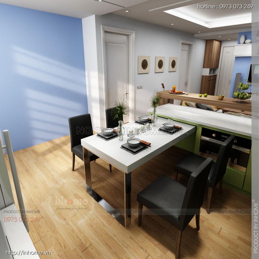 Thiết kế nội thất chung cư Residential 04